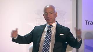 Jeff Bezos discusses what made Amazon so successful, including his key principles