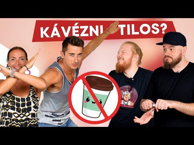 Kávézni TILOS tábla? Nagy Dani, Kovács Rami, Sirius és Kovács Zsolti felelnek: Kresz | Játsszuk le!
