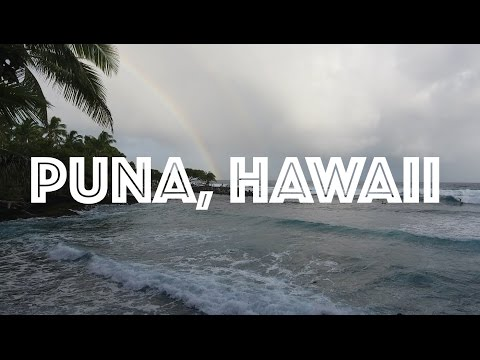 Tour of Puna Hawaii