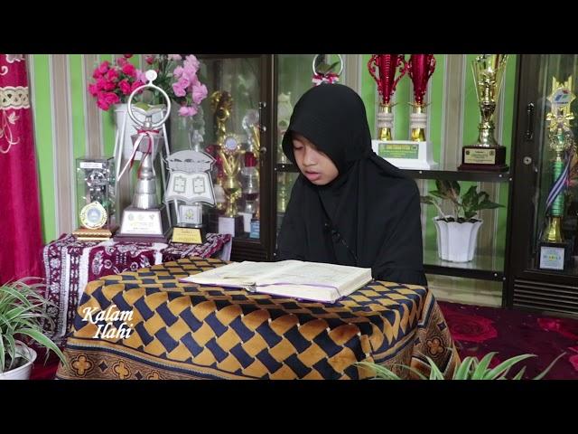 Fathimatazzahra Nur Rabbani - QS. Annisa 116-121