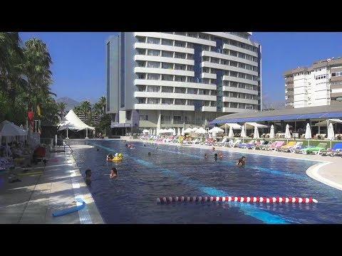 Porto Bello Hotel Antalya Turkey | HD
