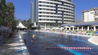 Porto Bello Hotel Antalya Türkiye | HD