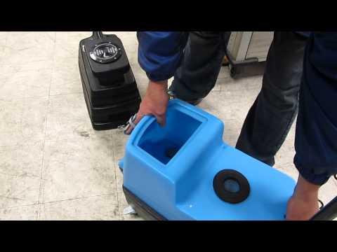 Mytee Lite II 8070 Auto Detail Extractor Under the Hood Video