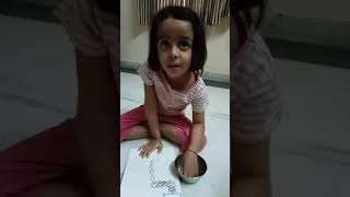 save water activity# kids learning#save water