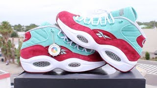 "SNS x Reebok Question ""A Shoe About Nothing"" Review"