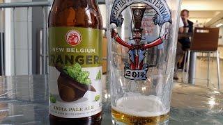 New Belgium Ranger IPA By New Belgium Brewing Company | American Craft Beer Review