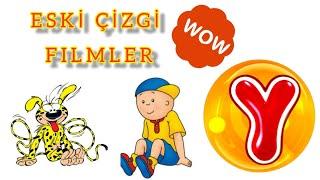 YUMURCAK TV ESKİ ÇİZGİ FİLMLERİ