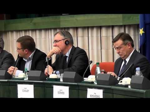 "MEP Ewald Stadler (REKOS) - Conference ""Ukrainian Parliamentary Elections 2012"" - 20.11.2012 - EN"