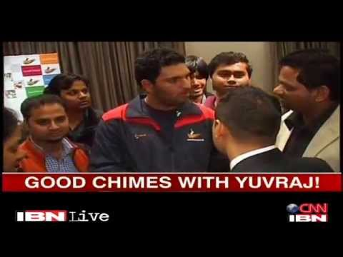 World Cancer Day  GoodChime! ropes in Yuvraj Singh to spread awareness