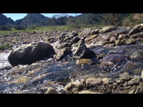 Santa Monica Mountains Trail River / Waterfall / Running Water / Creek (camera 1)