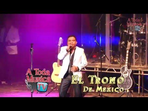 """El Trono De Mexico """"Ganas De Volver A Amar"""" Chicago, IL. 4/18/2015"""