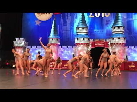 2018 Lafayette Senior High School, UDA Nationals Large Varsity Jazz Finals, 5th Place