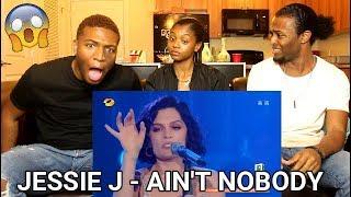 "Jessie J   Ain't Nobody    ""Singer 2018"" Episode 5 (REACTION)"