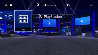 Tokyo Game Show 2018 PSPlus PS4 Theme [JAPAN]