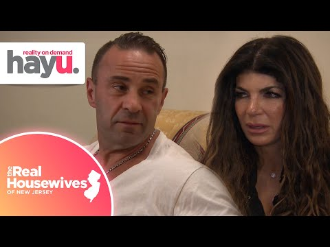 Teresa and Joe Decide to Separate | Season 10 | Real Housewives of New Jersey