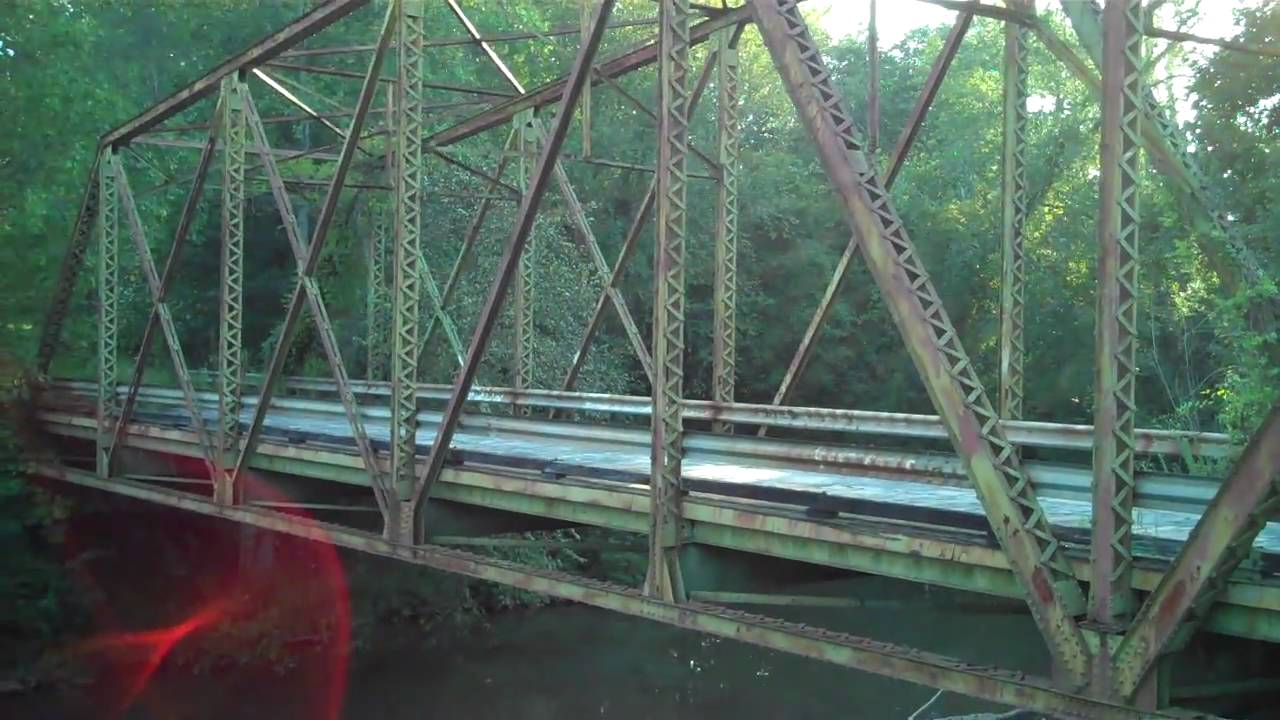 Crybaby bridge in anderson sc most famous in the world for Most haunted places in south carolina
