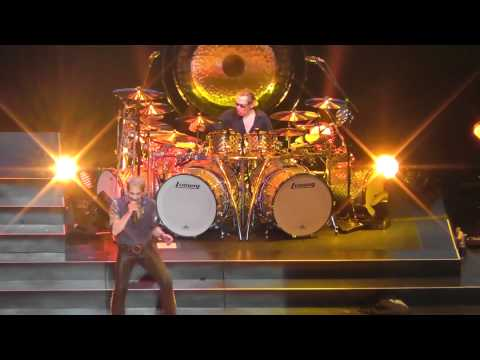Van Halen  Hot For Teacher  Live Boston, MA March 11th, 2012 TD Garden 1080