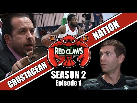 Crustacean Nation: We Are the Maine Red Claws - Season 2, Episode 1