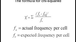 Chi_Squared_explained_by_Professor_Cleary
