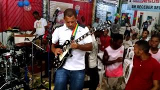 BANDA TRIBO DE EFRAIM NO ESPIRITOVAL NA FUNDAÇAO DR.JESUS 2015