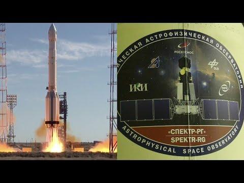 Spektr-RG launch