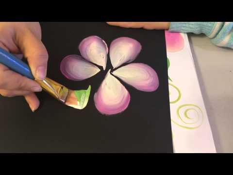Mano alzada en uñas acrilicas💅 - YouTube