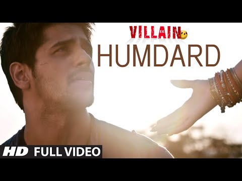 Hamdard Full  Song  Ek Villain  Arijit Singh  Mithoon