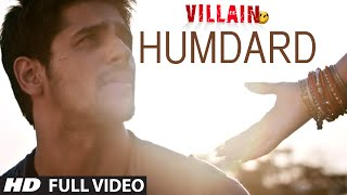 Hamdard Full Video Song  Ek Villain  Arijit Singh  Mithoon
