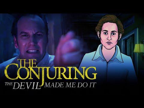 The Conjuring – The Devil Made Me Do It | सच्ची कहानी | Hindi Horror Stories | KM E120 🔥🔥🔥