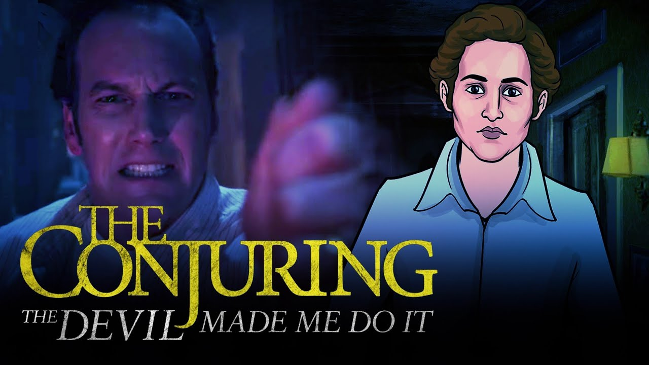 Real Story of The Conjuring - The Devil Made Me Do It   सच्ची कहानी   Horror Stories   KM E120 🔥🔥🔥