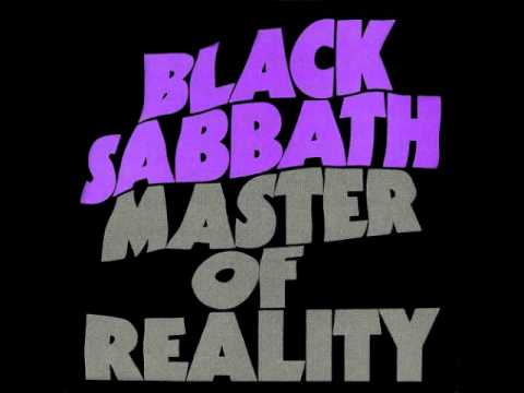 Black Sabbath - Into The Void (Studio Instrumental)