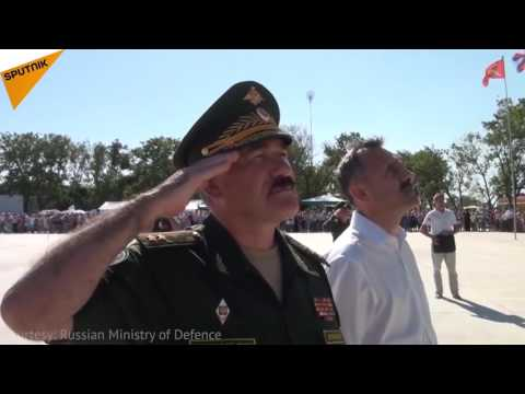 Guardians of the Sky: Russia Celebrates Aerospace Defense Forces Day
