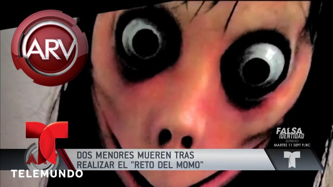 Dos menores murieron por el Reto del Momo en Colombia | Al Rojo Vivo | Telemundo