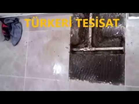 Su Borusu Patlama ve Su Kaçağı Onarım - Su Tesisatı | TÜRKERİ TESİSAT