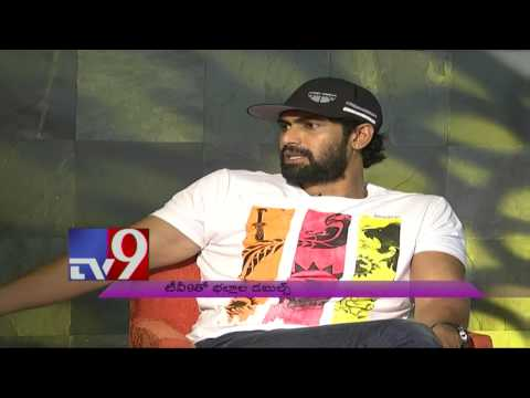 Thumbnail: Rapid Fire With Rana and Bhallaladeva ! - TV9 Exclusive