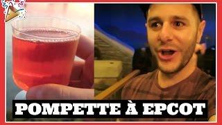 POMPETTE À EPCOT (avec Théo Gordy) | PL Cloutier