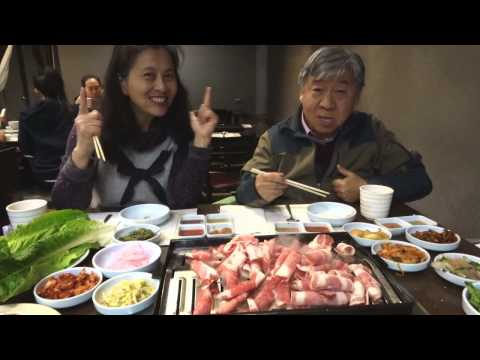 J #93 – ToBang Korean BBQ with Parents (Santa Clara, CA)