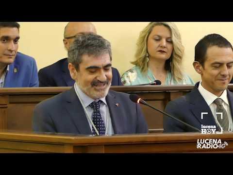 VÍDEO: Intervención Miguel Villa (IU) en el pleno de constitución de la nueva corporación