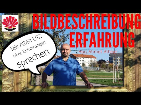 Almanca B1 Sınavı Mektup Yazma Taktikleri   Hacı Ahmet Altıner