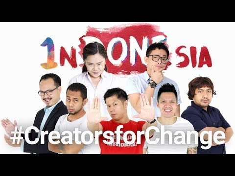 Download Youtube: #CreatorsforChange Cameo Project : #1NDONESIA