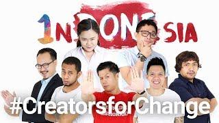 #CreatorsforChange Cameo Project : #1NDONESIA thumbnail