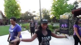 XL Stroll Line Dance  *** SAAR Productions Family Video
