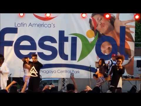 ITSOJ: Latin America's Festival 2016 Nagoya| 名古屋ラテンアメリカフェス
