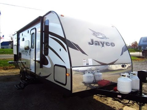 HaylettRV.com - 2015 White Hawk 25BHS Ultralite Bunkhouse Travel Trailer by Jayco RV