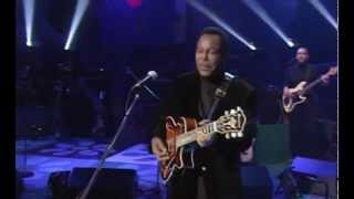 George Benson On Broadway Later with Jools Holland Apr