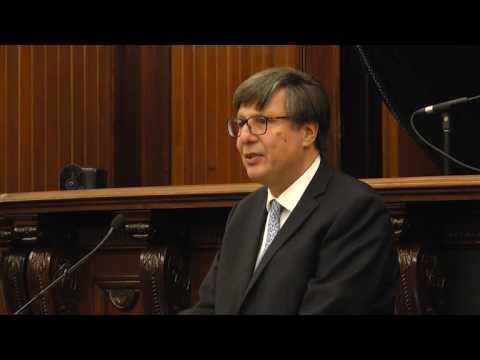 Victoria Law Foundation Law Oration 2016