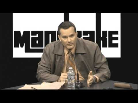 Mandrake forced to read Prepared Statement.  4-28-16  Part 1