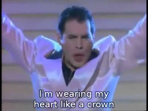 Freddie Mercury - The Great Pretender - (With English Subtitles)
