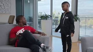 The hilarious Kevin Hart Kids Foot Locker advert is just too adorable