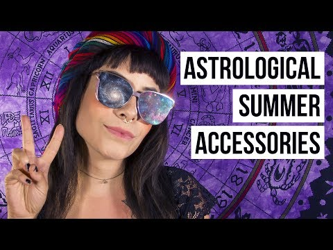 What Hair Accessory Works for Your Sign? - Summer Hat Style Guide // Cosmic Closet | Hissyfit